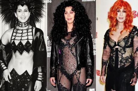 Cher costume