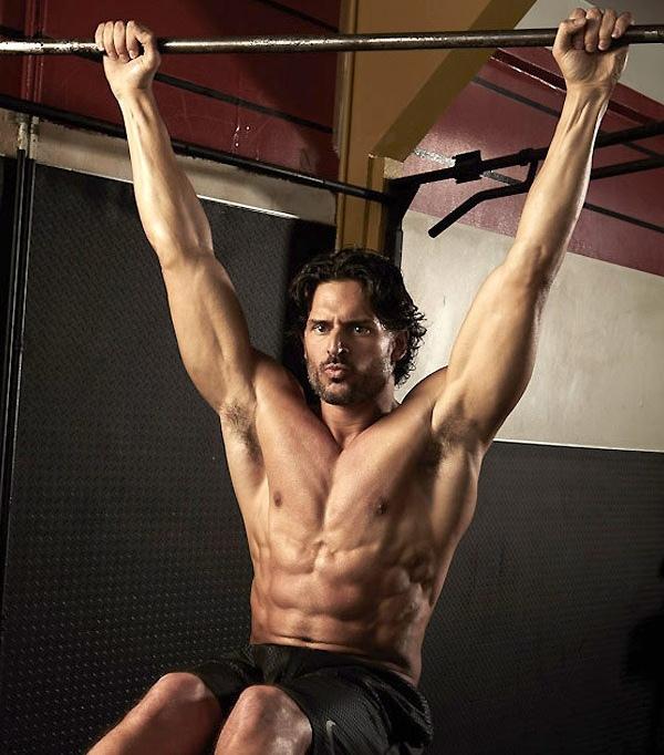 Joe Manganiello Workout and Diet4