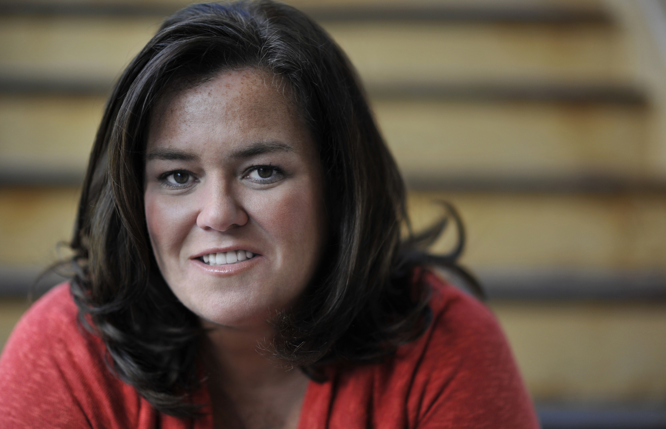 from Alijah rosie odonnell gay