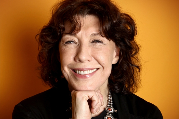 Actress Lily Tomlin poses for a portrait at the Four Seasons Hotel on Friday, March 15, 2013 in Los Angeles. (Photo by Matt Sayles/Invision/AP)
