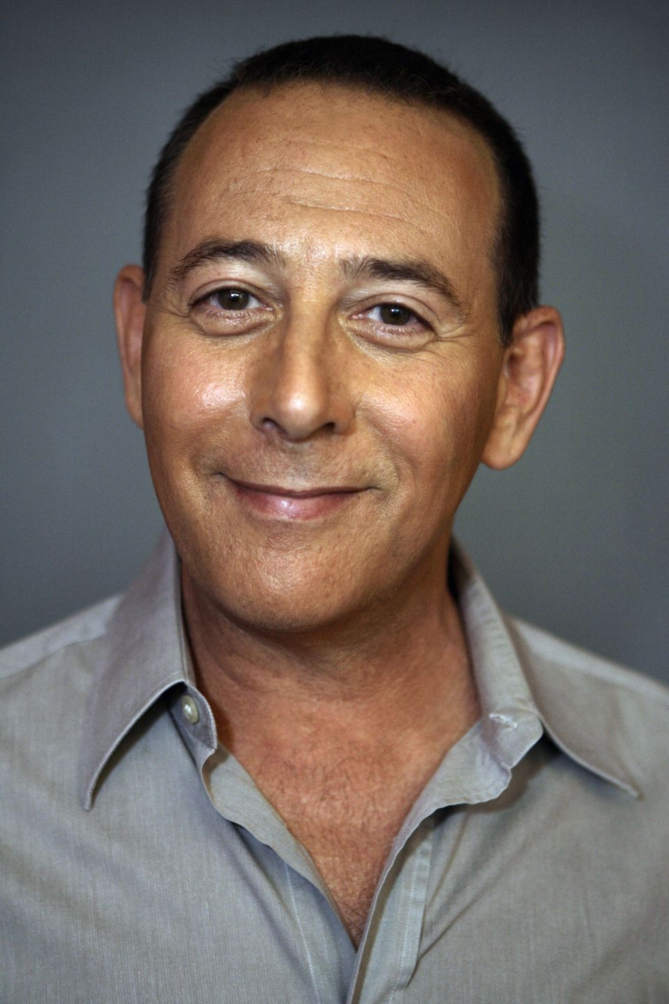 Gay paul reubens