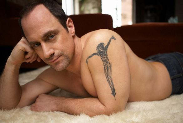 ca. April 2005 --- Christopher Meloni --- Image by © Erica Berger/Corbis Outline